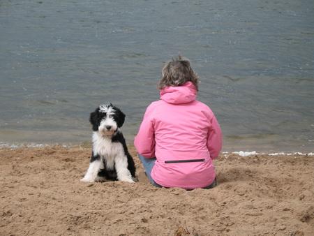 Mit Birgit am Meer!
