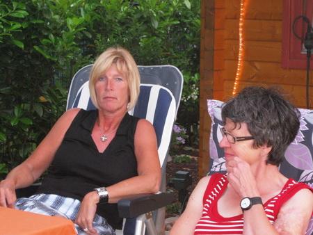 Heike, die gute Fee und Marianne