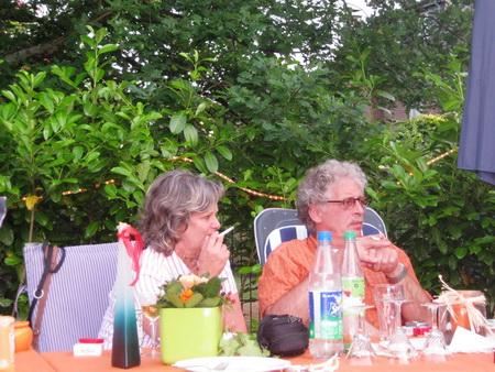 Birgit und Micha