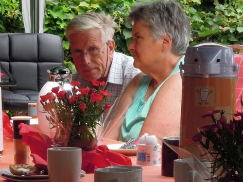 Nimmermüde Heinzelmännchen Jutta und Bernd!
