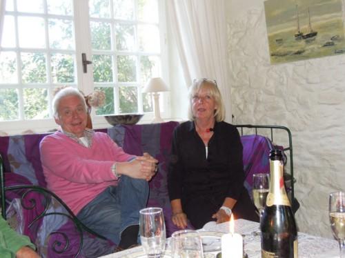 Ilka und Hendrik, das Geburtstagsevent-Team!