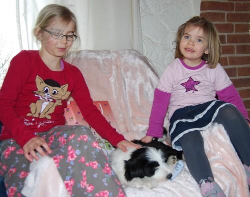 Helene, Enya und Mathilde
