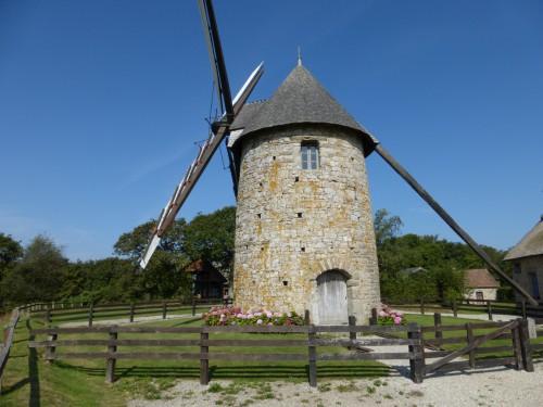 Moulin au vent de cotentin!