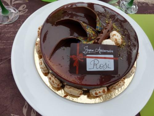 Rosis Geburtstagskuchen von Ulrike und Barthel