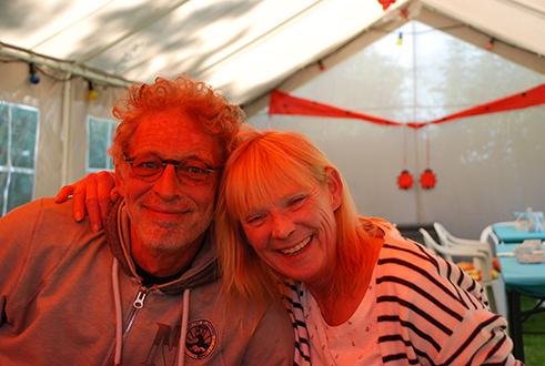Michael und Rosi
