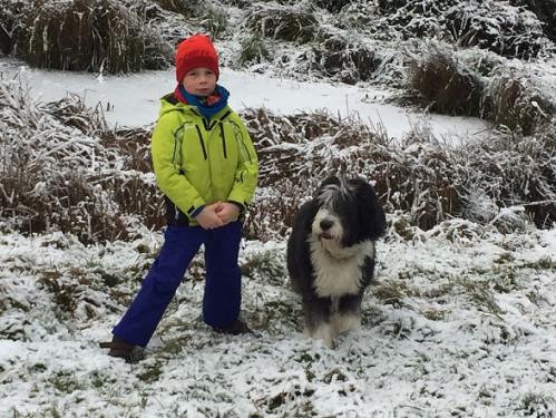 Murphy mit Jo aus Luxemburg